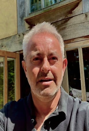 Nigel Hyde - Director and Co-Founder
