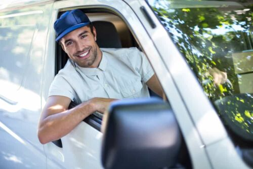 become a Delivery Driver
