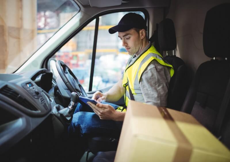 Delivery Driver Jobs Littlehampton